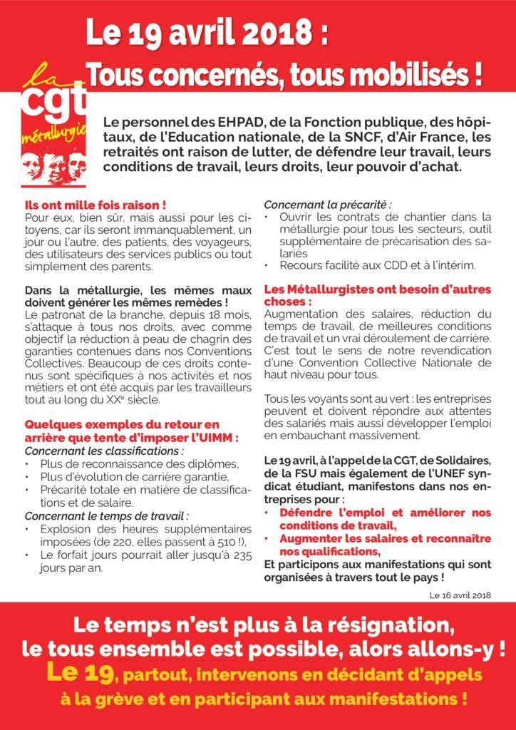 thumbnail of 2018_Journée d'action du 19 Avril_ Tract 2