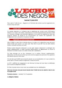 thumbnail of ECHO DES NEGOS DU 13-07-18