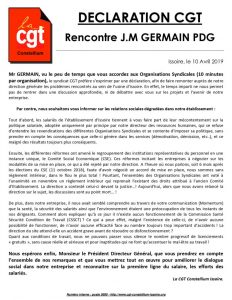 thumbnail of DECLARATION CGT GERMAIN