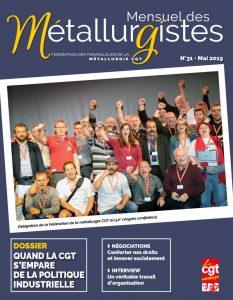 thumbnail of 2019_Mai_mensuel des metallurgistes