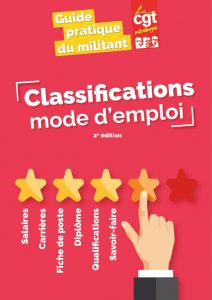 thumbnail of classifications mode d'emploi